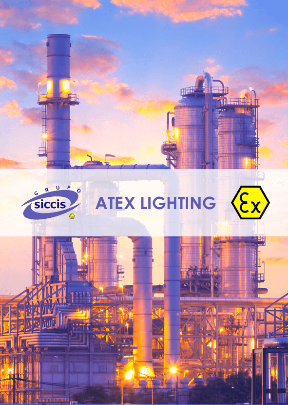 ATEX lighting catalog