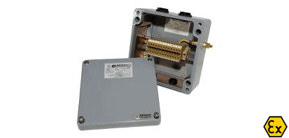 ATEX GRP junction boxes