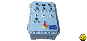 Cuadros y paneles de control a medida ATEX