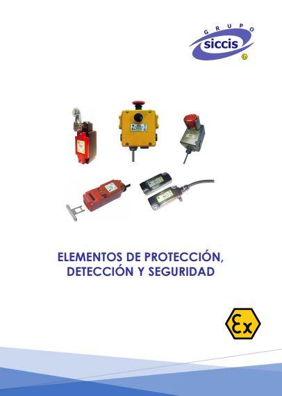Catálogo Elementos Protección ATEX