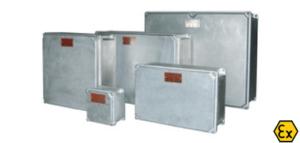 Cajas de derivación ATEX
