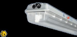Luminarias led bajo consumo ATEX