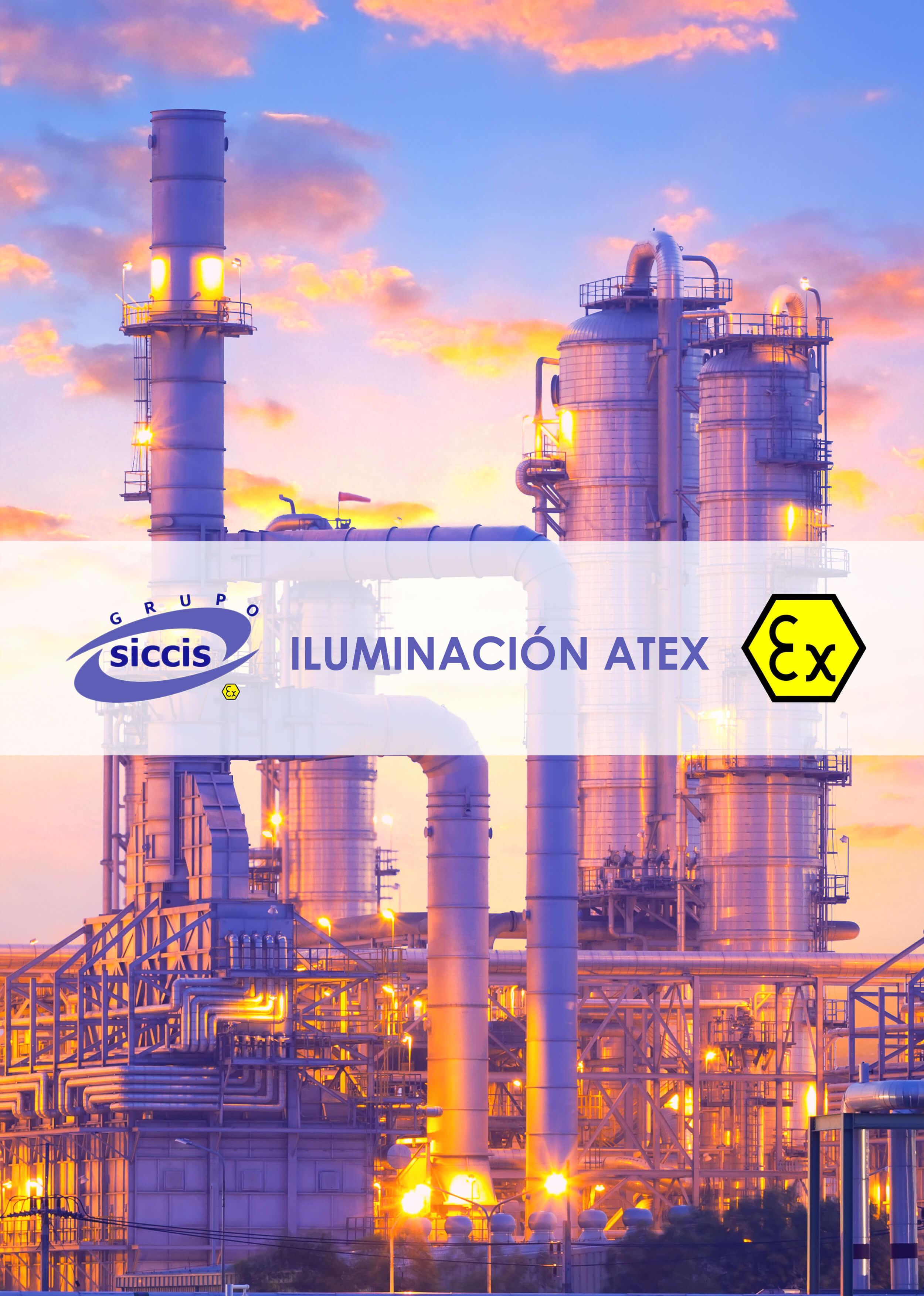 Catálogo de iluminación ATEX