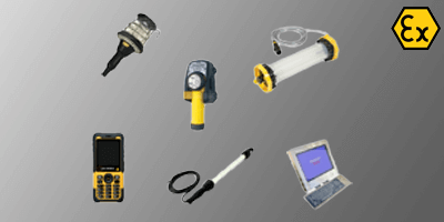 ATEX portable lighting