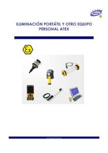 Catálogo de iluminación portátil ATEX