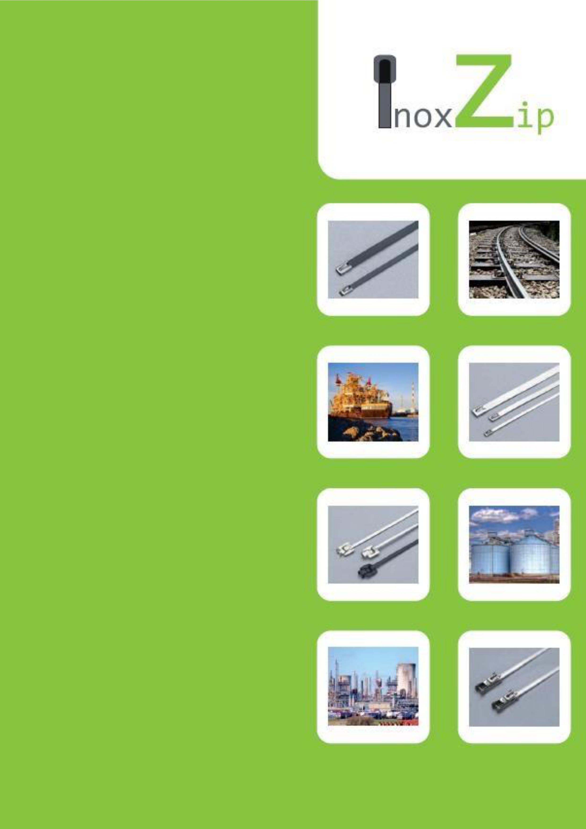 InoxZip Catalog
