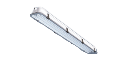 High temperatures luminaires