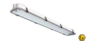 Luminarias estándar y emergencia ATEX