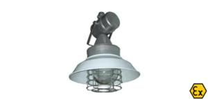 Luminarias suspensión fluorescentes ATEX