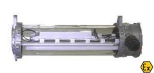 Luminarias bajo consumo ATEX