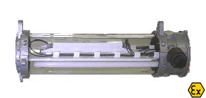 Low energy ATEX luminaires