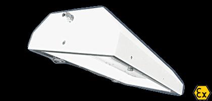 ATEX recessed luminaires