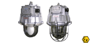 Luminarias suspensión ATEX