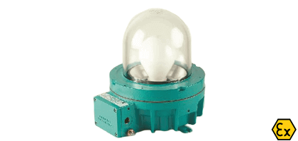 ATEX suspension luminaire