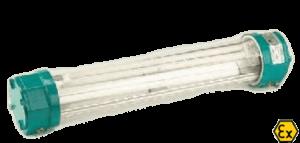 Luminarias fluorescente y emergencia ATEX