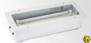 Luminarias empotrables estándar y de emergencia ATEX