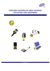 ATEX Portable Lighting Catalog