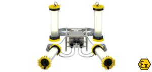 Kit Iluminación Tanques ATEX