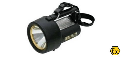 ATEX LED Handlamp