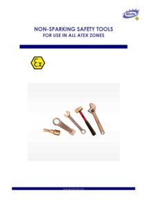 Non-Sparking Safety Tools Catalog