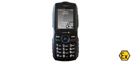 ATEX mobile phone