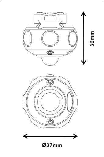 ML-15 dimensions
