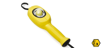 ATEX LED LEADLAMP