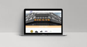 Nueva web de Siccis