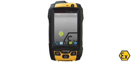 ATEX Smartphone Innovation