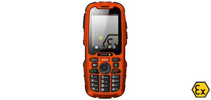 ATEX MOBILE PHONE IS320