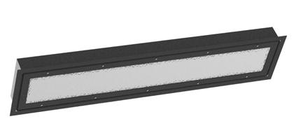 Luminarias antivandálicas LED