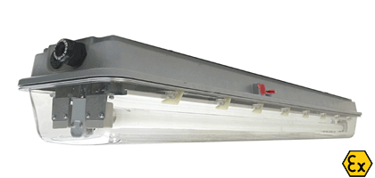 ATEX LED emergency luminaires