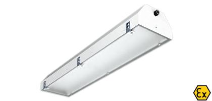 Luminaria ATEX para salas blancas