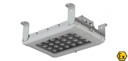 ATEX LED recessed luminaires