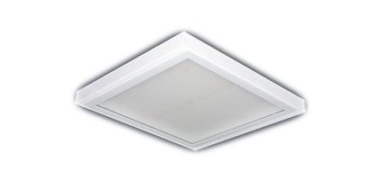 Luminaria LED para salas blancas