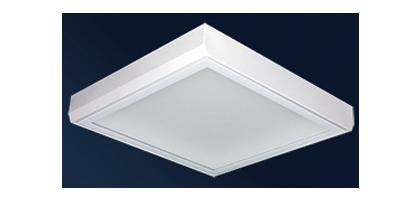 Luminarias LED para salas blancas