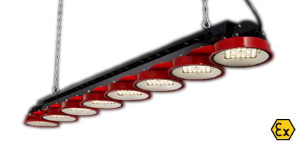 ATEX LED luminaires